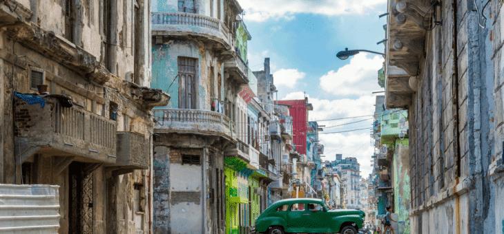 Wycieczka objazdowa na Kubę