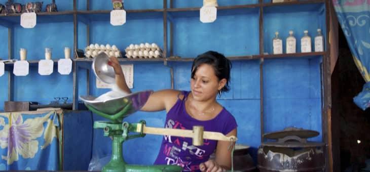 Święta na Kubie, czyli muzyka, prosiak i rum