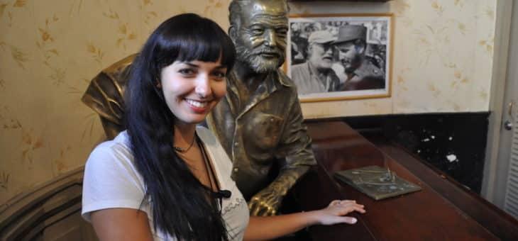 Ernest Hemingway. Stary człowiek i Kuba