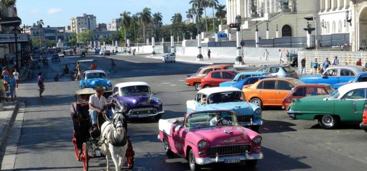 Czy Kuba zmienia się w nowoczesny kraj?