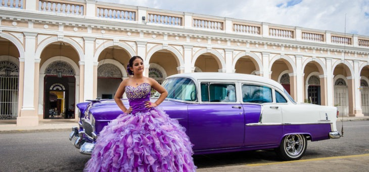 Quinceañera, czyli wchodzenie w dorosłość po kubańsku