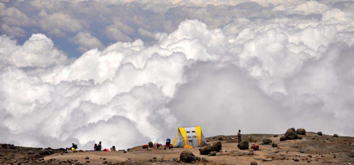 Zdobyć Kilimandżaro i odzyskać wiarę w marzenia