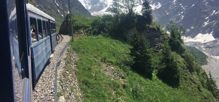Bonjour Chamonix! W cieniu Mont Blanc i… topniejących lodowców