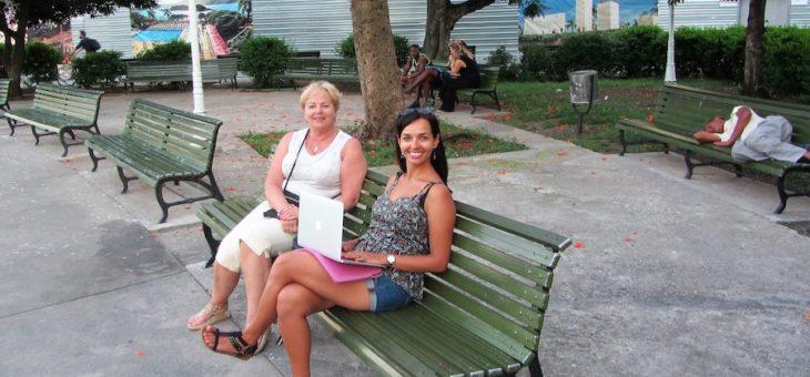 Praca zdalna na Kubie